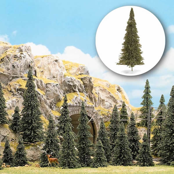 Busch 6572 - 60 Pine trees