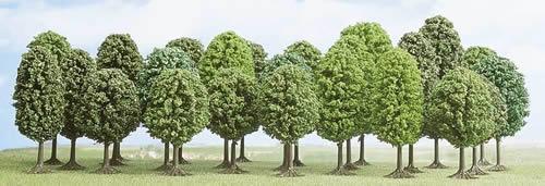Busch 6587 - 25 deciduous trees