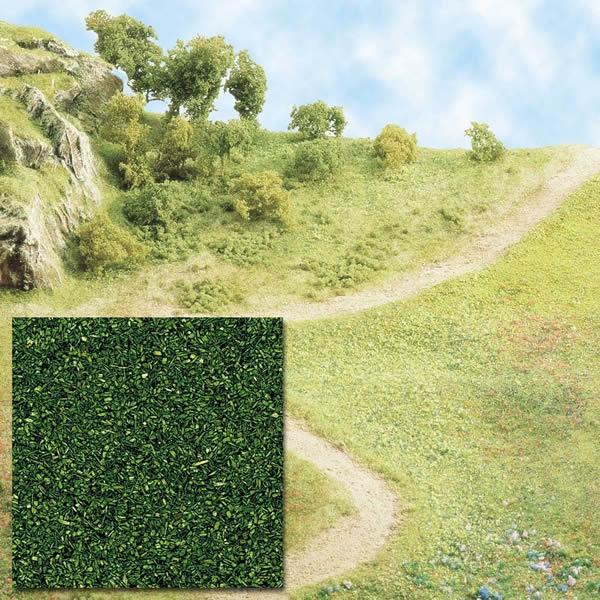 Busch 7051 - Scatter material - Dark Green