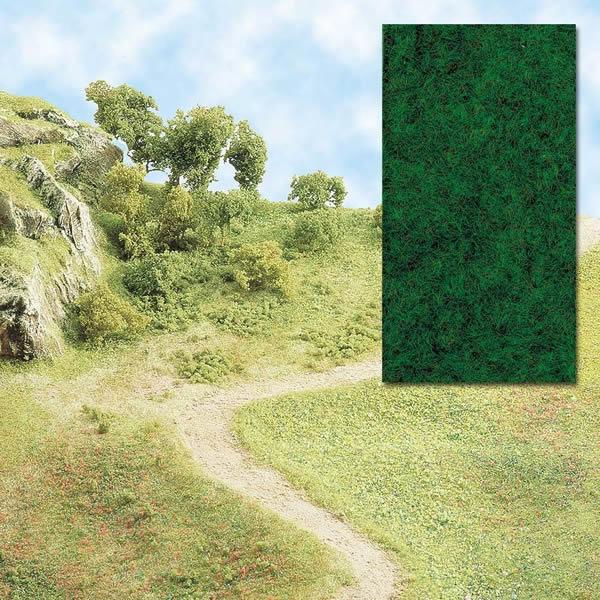 Busch 7110 - Static grass, dark green