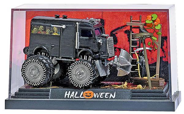 Busch 7641 - Halloween 12 The Gripper