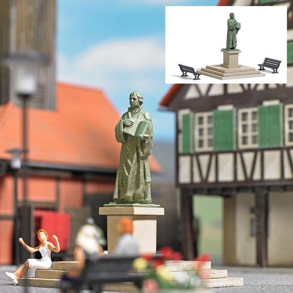 Busch 7730 - Mini world - Martin Luther Statue