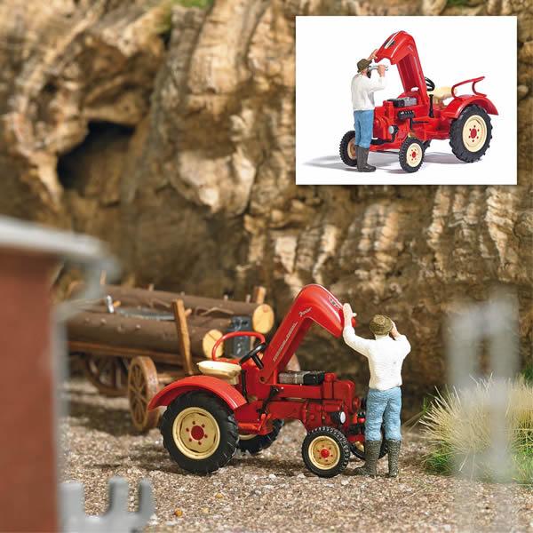 Busch 7882 - Tractor repair