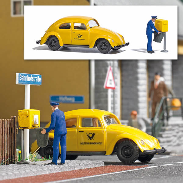 Busch 7887 - Postal collection