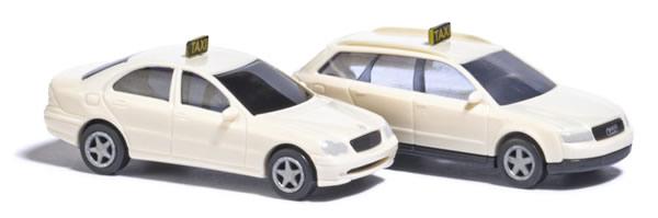 Busch 8341 - Taxi Set