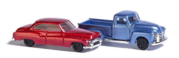 Busch 8349 - Chevy Pick up and Buick