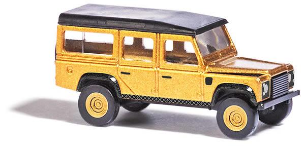 Busch 8384 - Land Rover Goldfarben