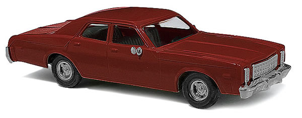 Busch 89121 - Plymouth Fury, Brown