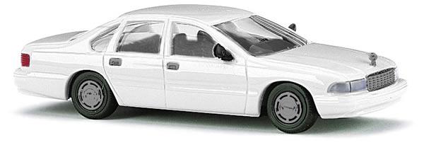 Busch 89122 - Chevrolet Caprice, white