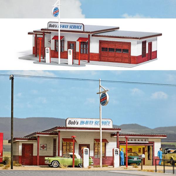 Busch 9723 - Gas Station