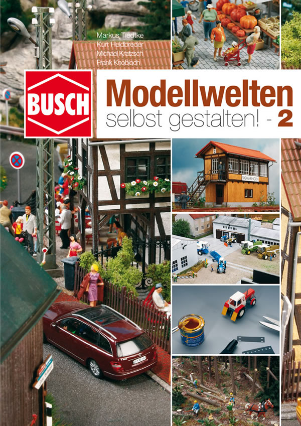 Busch 999812 - Tips For Building Models