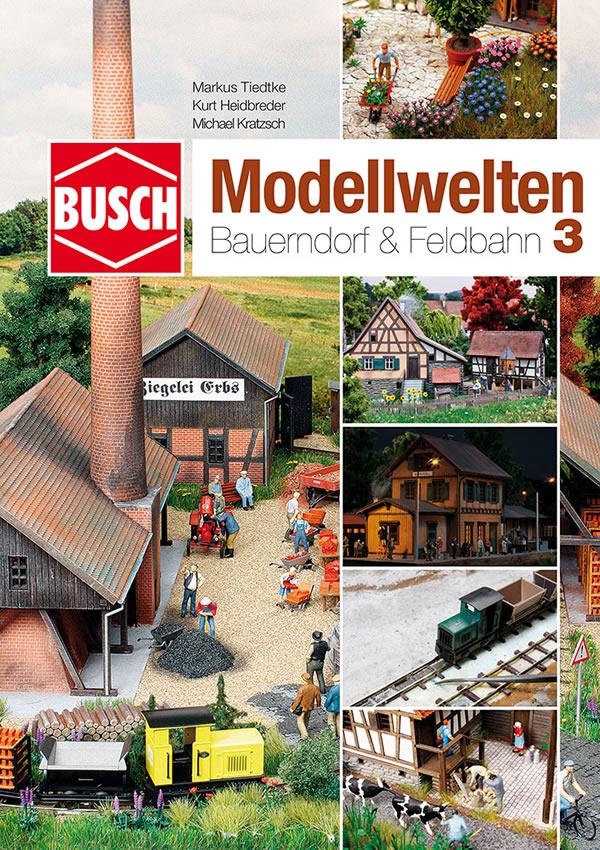 Busch 999813 - Book: »Natur Pure - The Best Modeling Techniques«