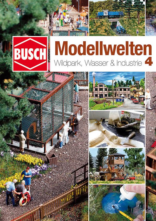 Busch 999814 - Modelling Tips, Book 4