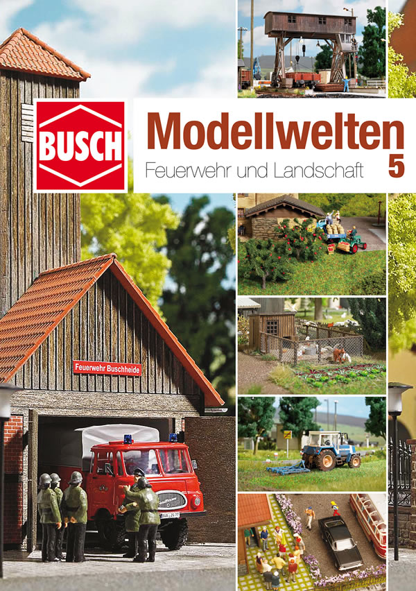 Busch 999815 - Modelling Tips, Book 5