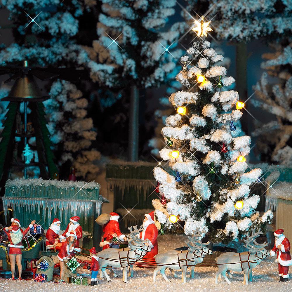 Busch 5411 Christmas Tree