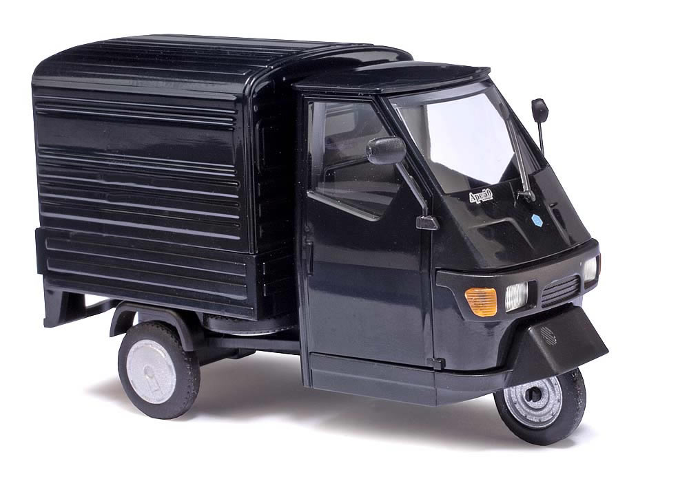 busch 60050 piaggio ape 50 black. Black Bedroom Furniture Sets. Home Design Ideas