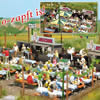 Beer Garden Set