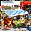 Market Stand »Vegetable«