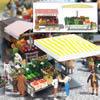 Market Stand »Fruit & Vegetable«