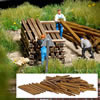 Real Wood Building Timbers