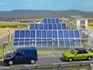 Solar park (photovoltaic plant)