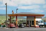 Classic Minol Gas Station