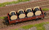 Freight Material: Cable Rolls