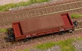 Freight Material: Steel Mats