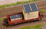 Freight Material: GDR Wooden Crates