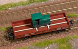 Freight Material: Narrow Gauge Locomotive