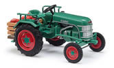 Tractor Kramer KL11 with apple crate