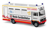 MB LP809, DRK Mobile medical station