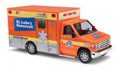 Ford E-350 St. Luke Ambulance NY