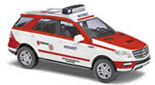 Mercedes M-Class W166 Maltese Emergency Physician