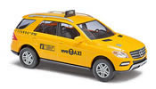 Mercedes M-Class W166 Taxi NYC