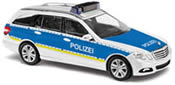MB E-Class, T Highway Police, White