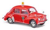 Renault 4 CV fire brigade Paris