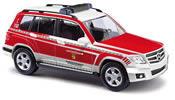 Mercedes GLK, rescue service Lahn / Dill
