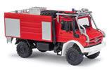 MB Unimog U 5023, forest fires