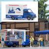 Fish Sales Truck