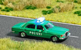 Mercedes W 123 Police