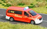Mercedes Vito Fire Department