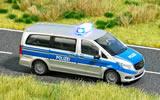 Mercedes V-Class Police