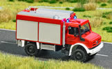 Unimog U 5023 Fire Department