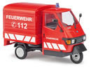 Piaggio Ape 50 »Fire Department« 1:43