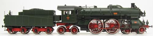 Consignment 0650 - Brawa 0650 Steam Locomotive S2/6 K.Bay.Sts.E.B.