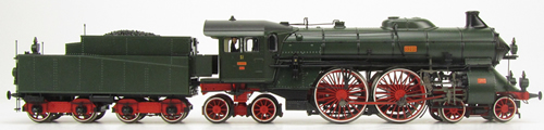Consignment 0650 - Brawa 0650 Steam Locomotive S2/6 K.Bay.Sts.E.B.