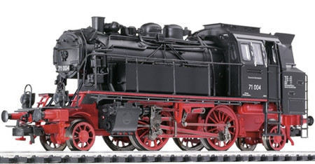 Consignment 131172 - Liliput 131172 German Tank Locomotive BR 71 004 of the DR