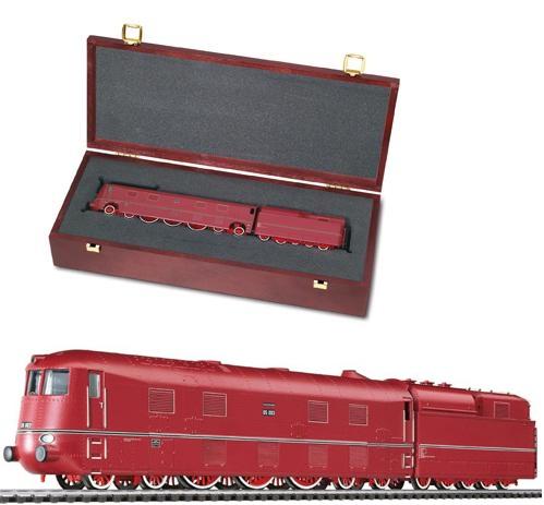 Consignment 131542 - Liliput 131542 German Cab Forward BR 05