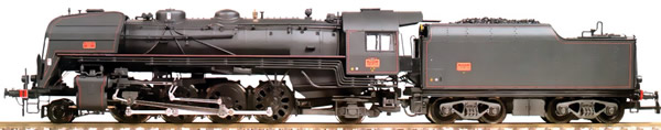 Consignment 1326 - Rivarossi 1326 French Steam Locomotive 141 R 1207 MIKADO of the SNCF